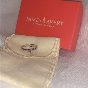 James Avery Sign of Faith Ring